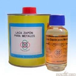 LACA ZAPÓN PARA METALES 'CINCO AROS'