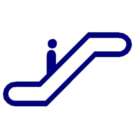 logo escalera mecánica